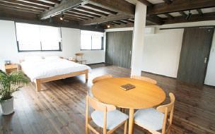 画像:2階はライフスタイルに合わせて間仕切りを自由にできます。家と住みつづける間取りをつくれます。